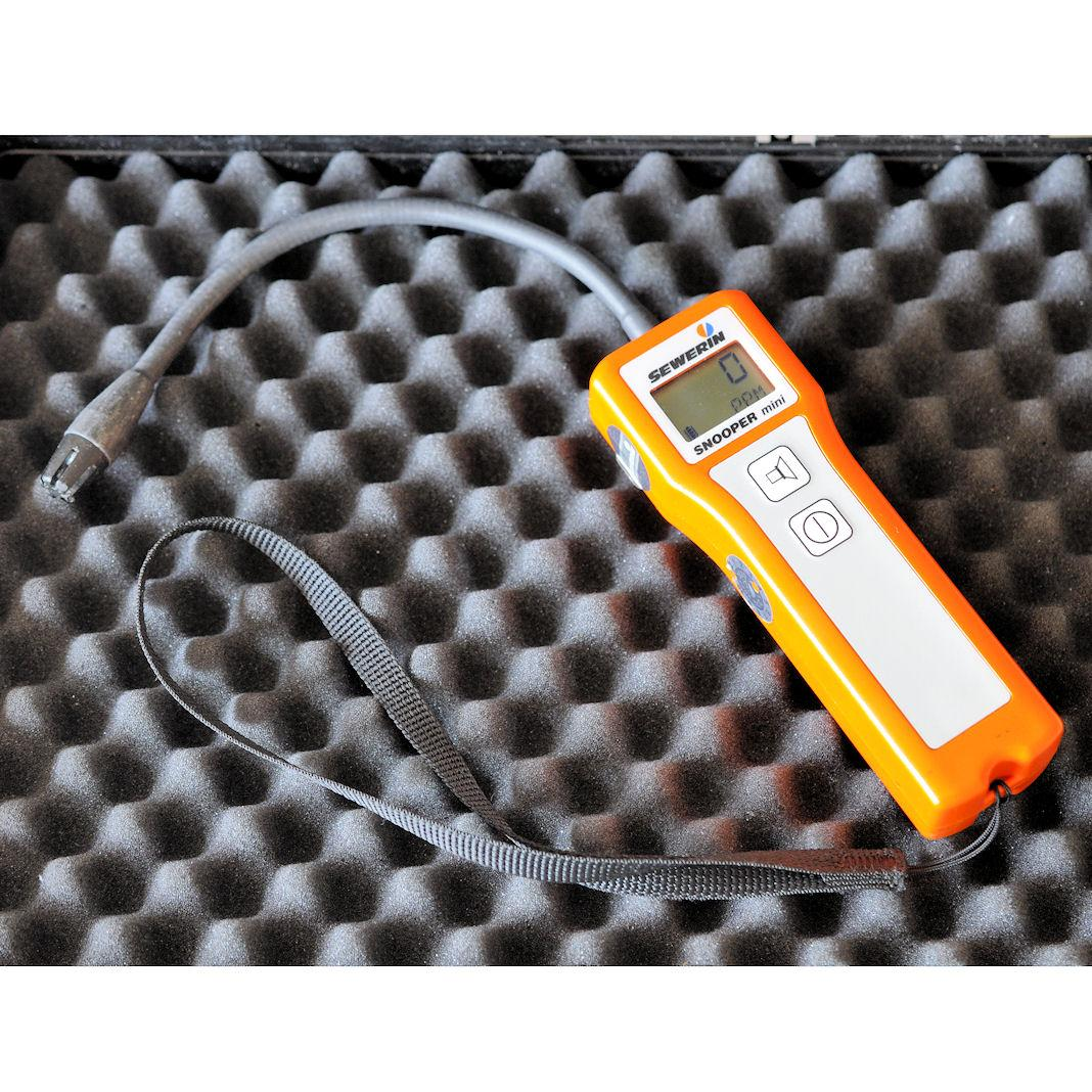 Detektor w walizce 1