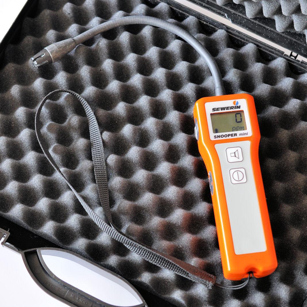 Detektor w walizce 2